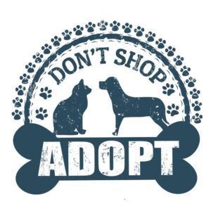 Adopt don't shoot