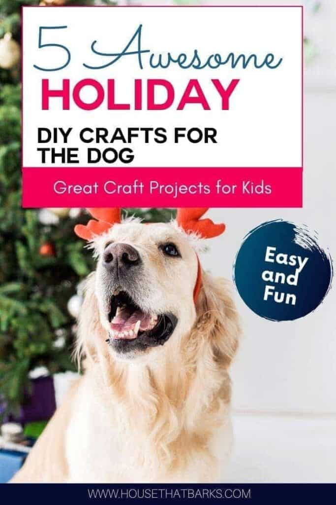 DIY Holiday Crafts for the dogs