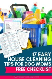 17 Easy House Cleaning Tips