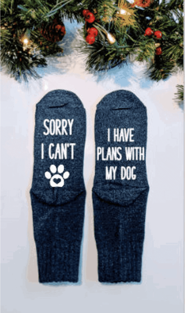 Dog Mom Socks