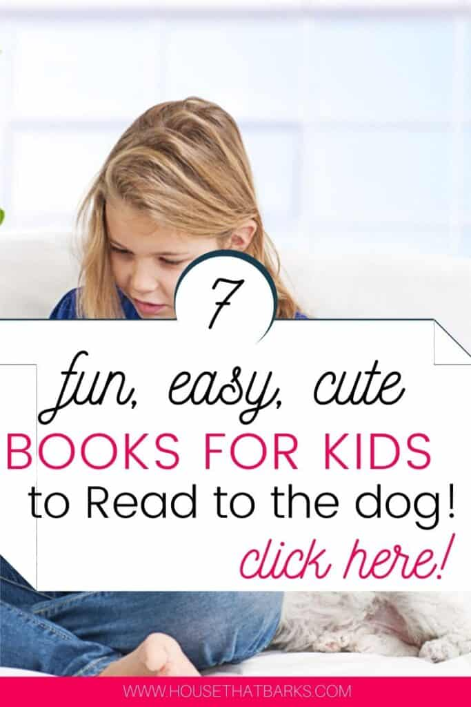 books to read to the dog